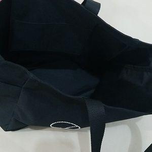 Port Authority Bags - Black Bride Newlyweds cosmetics hair bag purse
